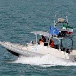 Военные Ирана задержали три кувейтских судна в Персидском заливе