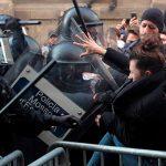 Радикалы планируют акции протеста в день тишины и после выборов в Каталонии