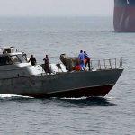 Иран задержал в Персидском заливе иностранное судно