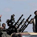 ВВС армии Хафтара нанесли удары по складам оружия в аэропорту Триполи