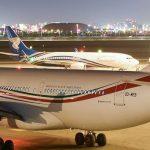 Самолет вынужденно приземлился в Кувейте из-за рождения ребенка на борту