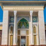 В Москве реставрируют павильон «Азербайджан»