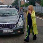 Автомобиль Аллы Пугачёвой стал причиной переполоха в РЖД