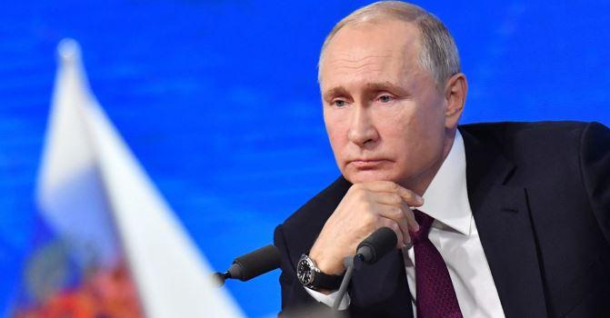 Путин рассказал, что ему предлагали использовать двойника