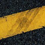 Этой ночью на дорогах Баку вступает в силу запрет на движение по желтым полосам