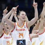 Сборная Испании стала победителем женского чемпионата Европы по баскетболу