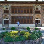 Вход во Дворец шекинских ханов временно закрыт
