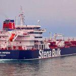 Задержанный в Ормузском проливе танкер Stena Impero не выходит на связь