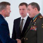 Начальник Генштаба ВС России и главком сил НАТО встретились в Баку