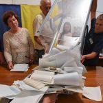 """После обработки более 95% протоколов в Украине лидирует """"Слуга народа"""""""
