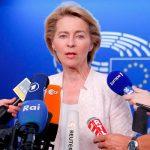 Глава Еврокомиссии пригрозила Германии санкциями