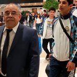 Сборная Азербайджана по боксу осталась без главного тренера