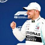 Гонщик Mercedes Боттас выиграл квалификацию Гран-при «Формулы-1» в Великобритании