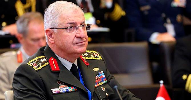 Начальники генштабов России и Турции обсудили обстановку в Сирии