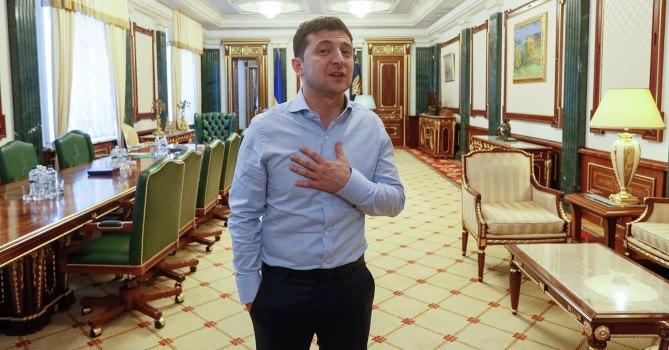 Зеленский считает, что начало диалога с Путиным дает положительные результаты