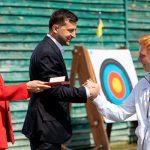 Зеленский хочет провести в Украине Олимпиаду
