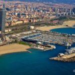 В Барселоне эвакуировали пляж из-за возможного взрывного устройства в море