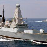 В России пригрозили Британии ударом по цели после инцидента с эсминцем