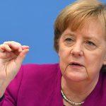 Меркель заявила, что Германия не приемлет экстерриториальные санкции