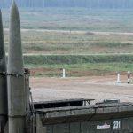 Баллистическую ракету «Искандер» испытали в Астраханской области