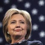 Хакеры взломали сайт Трампа и поместили туда изображение Хиллари Клинтон в роли президента США