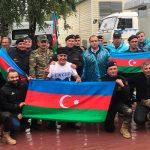 Азербайджанские танкисты оказались сильнее китайских