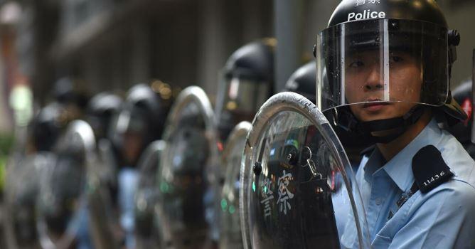 В КНР одобрили резолюцию о разработке закона о безопасности в Гонконге