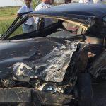 В регионе Азербайджана произошла смертельная авария