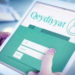 В Азербайджане увеличилось число пользователей услугами электронной регистрации