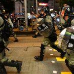 Гонконг обостряет отношения