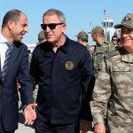 Хулуси Акар посоветовал не испытывать терпение Турции