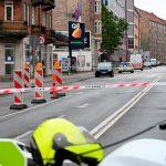 Второй за неделю взрыв произошел в Копенгагене