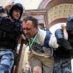 """""""Репортеры без границ"""" призвали российские власти не мешать СМИ освещать протесты"""