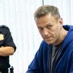 Алексей Навальный в очередной раз вышел на свободу