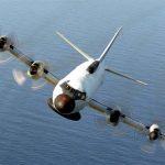 Американский самолет провел разведку у побережья Крыма