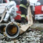Крупный пожар в центре Москвы локализован