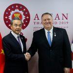 Неосуществимыми назвал любые попытки США помешать развитию Китая Ван И