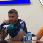 Пресс-конференция Гурбана Гурбанова перед ответным матчем 3-го раунда квалификации Лиги чемпионов ВИДЕО