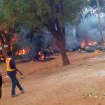 В Танзании 62 человека сгорели заживо, собирая бензин