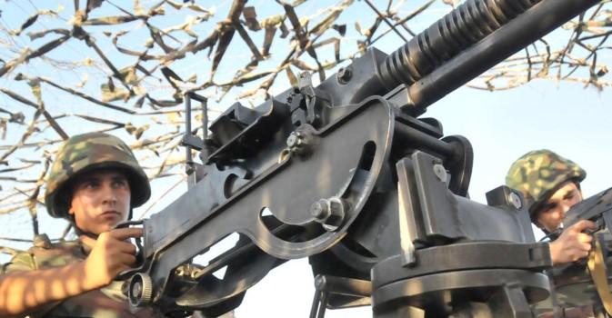 Подразделения вооруженных сил Армении нарушили режим прекращения огня 24 раза