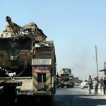 Турция стягивает войска и технику к границе с Сирией