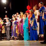 Азербайджанцы в составе хора ТЮРКСОЙ выступили на Балканах
