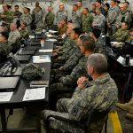 Сегодня начинается вторая фаза совместных военных учений Южной Кореи и США