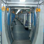 В начале следующего года для бакинского метрополитена будет доставлен новый поезд