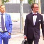 Юрист Неймара приехал в офис «Барселоны»
