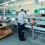 Открылся азербайджано-китайский завод по производству комби