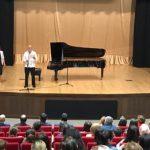 Мексиканский пианист выступил в Габале