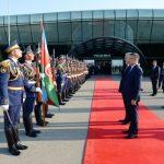 Вице-президент Турции приехал в Баку