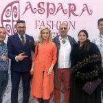 Азербайджанские дизайнеры на Aspara Fashion Week в Казахстане