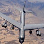 США перебросили в Европу стратегический бомбардировщик B-52